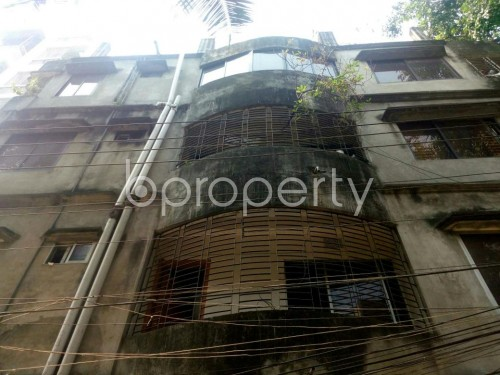 Outside view - 3 Bed Apartment to Rent in North Shahjahanpur, Dhaka - 1834544