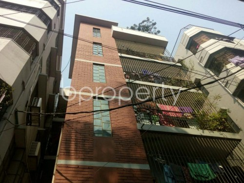 Outside view - 3 Bed Apartment to Rent in North Shahjahanpur, Dhaka - 1834581