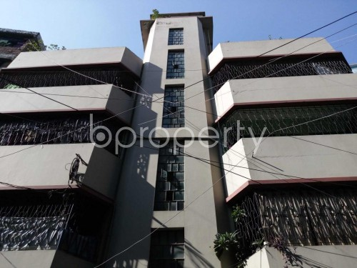 Front view - 2 Bed Apartment to Rent in Nadda, Dhaka - 1835473