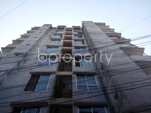 Front view - 2 Bed Apartment for Sale in Bashabo, Dhaka - 1835496