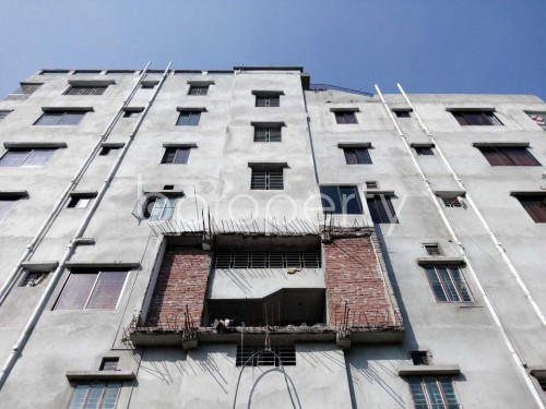 Front view - 3 Bed Apartment for Sale in Bashabo, Dhaka - 1836218