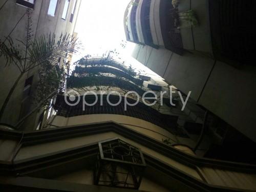 Outside view - 2 Bed Apartment to Rent in Eskaton, Dhaka - 1836293