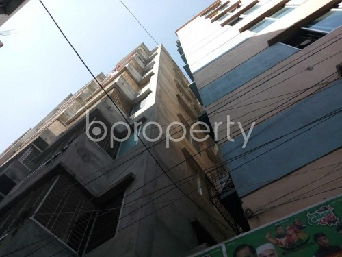 Outside view - 2 Bed Apartment for Sale in Maghbazar, Dhaka - 1836627
