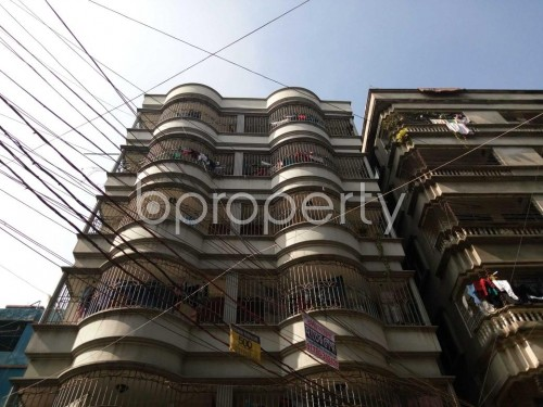 Front view - 2 Bed Apartment to Rent in Mugdapara, Dhaka - 1836789