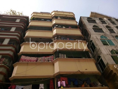 Front view - 2 Bed Apartment to Rent in Mugdapara, Dhaka - 1836821