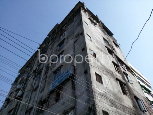 Outside view - 1 Bed Apartment to Rent in Kuril , Dhaka - 1836917