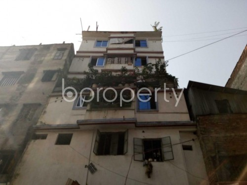 Front view - 1 Bed Apartment to Rent in Mugdapara, Dhaka - 1836920
