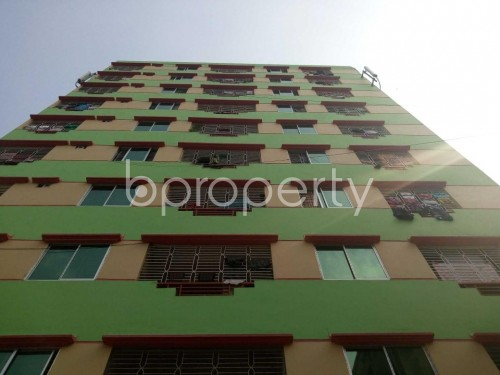 Front view - 3 Bed Apartment to Rent in Mugdapara, Dhaka - 1837257