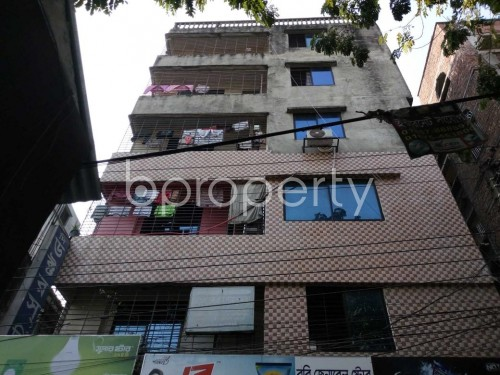 Front view - 2 Bed Apartment to Rent in Kuril , Dhaka - 1837301