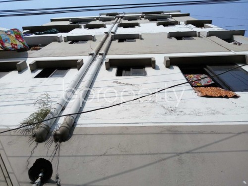 Front view - 2 Bed Apartment to Rent in Nadda, Dhaka - 1837712