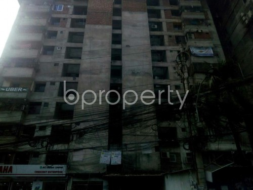 Outside view - 4 Bed Apartment for Sale in Motijheel, Dhaka - 1837776