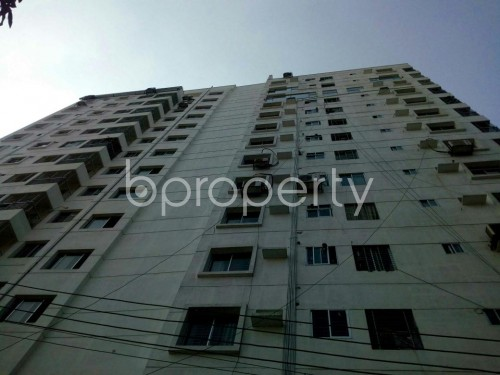 Outside view - 3 Bed Apartment for Sale in Tejgaon, Dhaka - 1837941