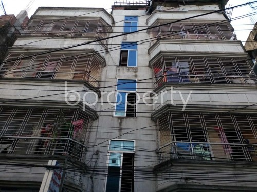 Front view - 2 Bed Apartment to Rent in Joar Sahara, Dhaka - 1838014