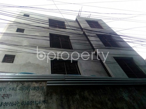 Front view - Office for Sale in Malibagh, Dhaka - 1838209