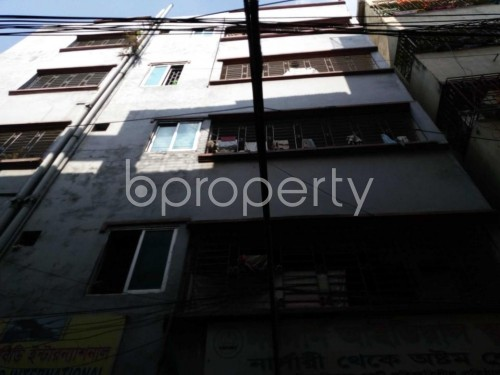 Front view - 1 Bed Apartment to Rent in Kuril , Dhaka - 1838279