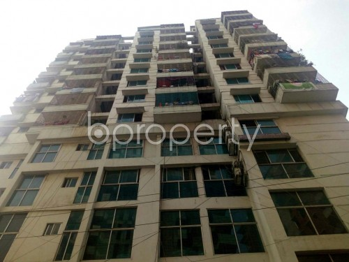 Outside view - 3 Bed Apartment for Sale in Motijheel, Dhaka - 1838772