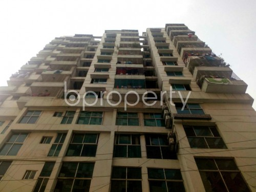 Outside view - 3 Bed Apartment for Sale in Motijheel, Dhaka - 1838775