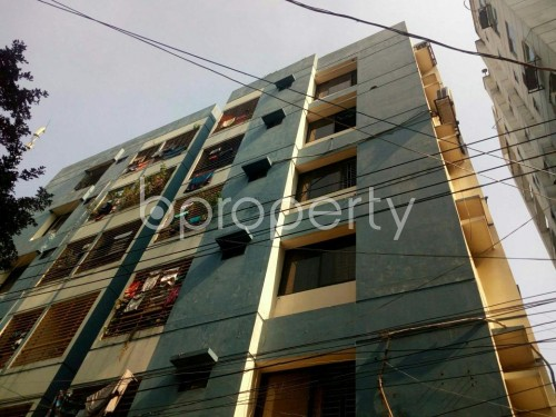 Outside view - 3 Bed Apartment for Sale in Motijheel, Dhaka - 1838828
