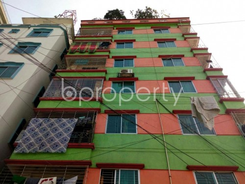 Front view - 2 Bed Apartment to Rent in Gazipur Sadar Upazila, Gazipur - 1838881