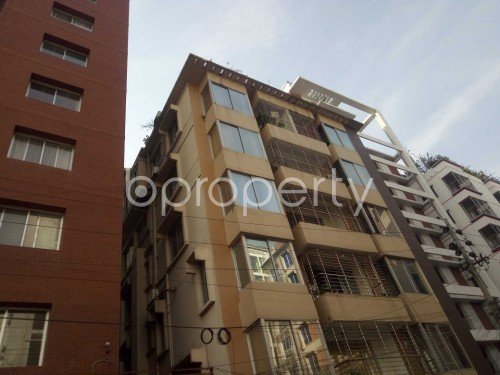 Outside view - 4 Bed Apartment for Sale in Baridhara, Dhaka - 1838903