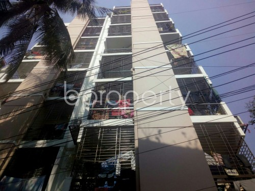 Outside view - 2 Bed Apartment for Sale in Khilgaon, Dhaka - 1839157