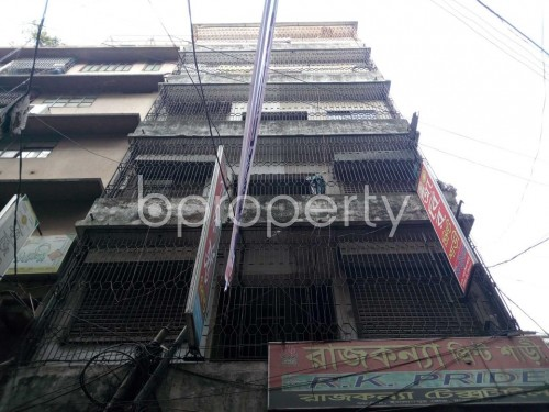 Front view - Shop to Rent in Kotwali, Dhaka - 1839199