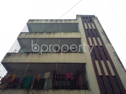 Front view - 2 Bed Apartment for Sale in Tejgaon, Dhaka - 1839433