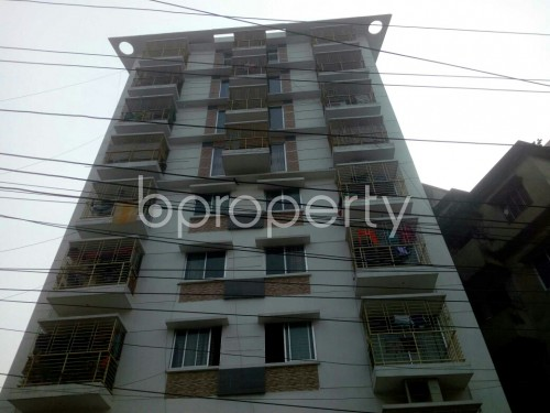 Outside view - 2 Bed Apartment for Sale in Khilgaon, Dhaka - 1839447