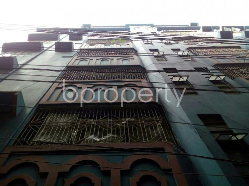 Outside view - 2 Bed Apartment to Rent in North Shahjahanpur, Dhaka - 1839617