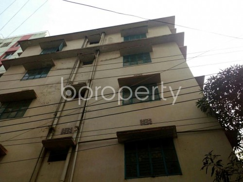 Outside view - 2 Bed Apartment to Rent in North Shahjahanpur, Dhaka - 1839618