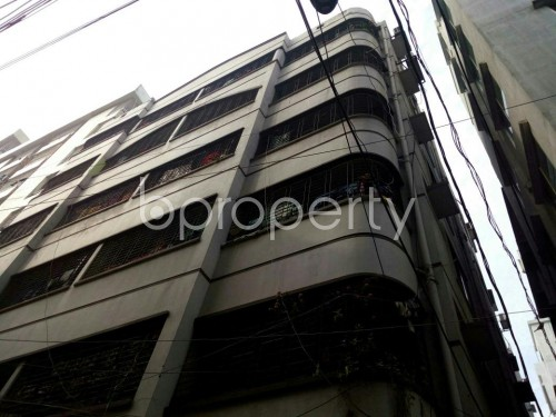 Outside view - 3 Bed Apartment to Rent in North Shahjahanpur, Dhaka - 1839621