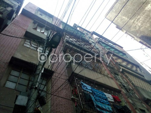 Outside view - 1 Bed Apartment to Rent in North Shahjahanpur, Dhaka - 1839626