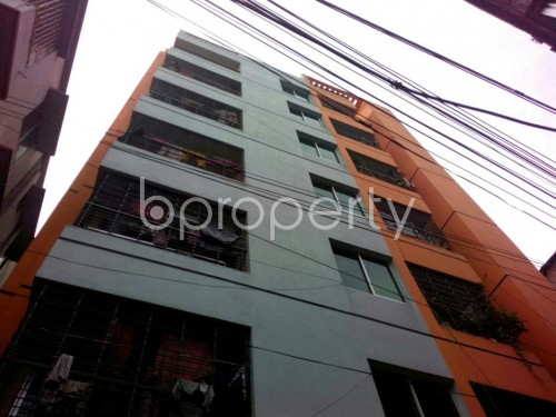 Outside view - 3 Bed Apartment to Rent in North Shahjahanpur, Dhaka - 1839678