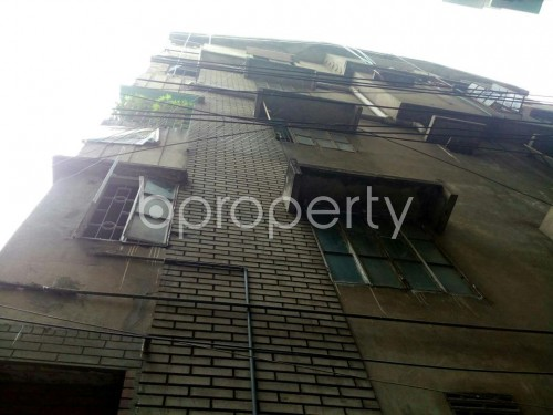 Outside view - 1 Bed Apartment to Rent in North Shahjahanpur, Dhaka - 1839691