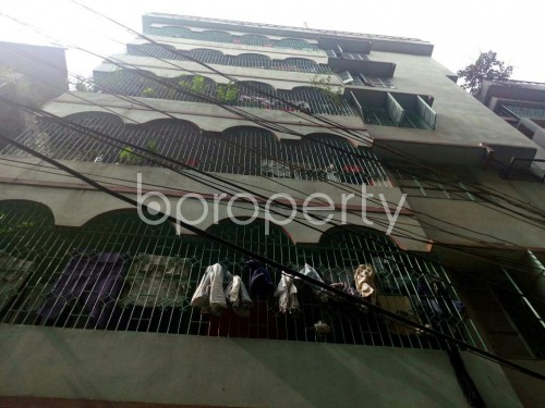 Outside view - 2 Bed Apartment to Rent in North Shahjahanpur, Dhaka - 1839715