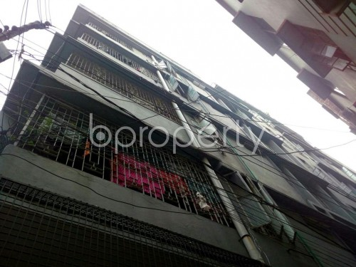 Outside view - 2 Bed Apartment to Rent in North Shahjahanpur, Dhaka - 1839759