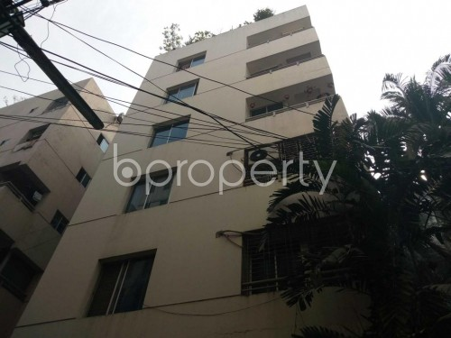 Front view - 3 Bed Apartment for Sale in Maghbazar, Dhaka - 1839766