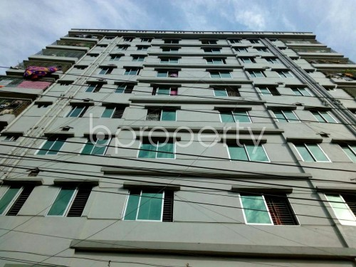 Front view - 3 Bed Apartment to Rent in Gazipur Sadar Upazila, Gazipur - 1839826