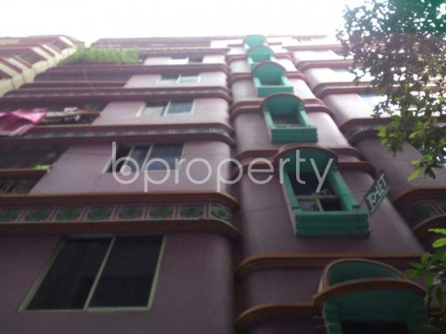 Front view - 2 Bed Apartment to Rent in Gazipur Sadar Upazila, Gazipur - 1839833