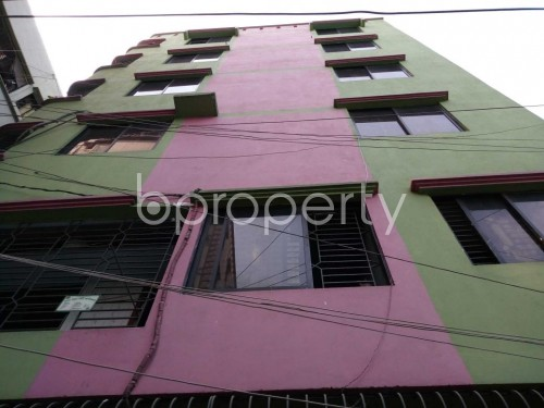 Front view - 3 Bed Apartment to Rent in Joar Sahara, Dhaka - 1839966