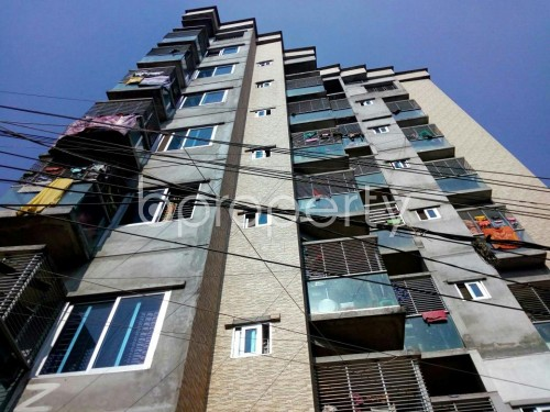 Front view - 2 Bed Apartment to Rent in Gazipur Sadar Upazila, Gazipur - 1840203