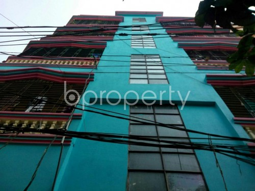 Front view - 2 Bed Apartment to Rent in Gazipur Sadar Upazila, Gazipur - 1840207