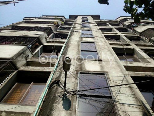 Front view - 1 Bed Apartment to Rent in Gazipur Sadar Upazila, Gazipur - 1840209