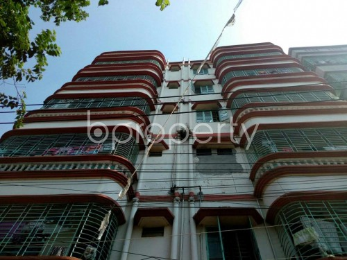 Front view - 2 Bed Apartment to Rent in Gazipur Sadar Upazila, Gazipur - 1840211