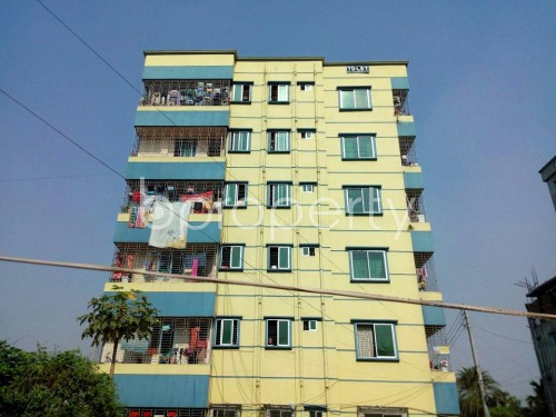 Front view - 2 Bed Apartment to Rent in Gazipur Sadar Upazila, Gazipur - 1840218