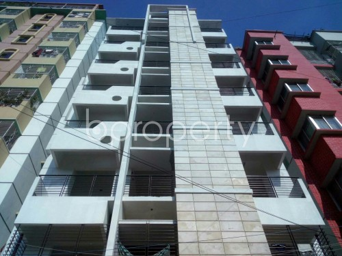 Outside view - 4 Bed Apartment for Sale in Khilgaon, Dhaka - 1840277