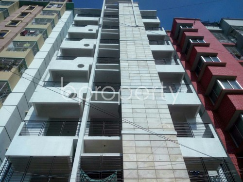 Outside view - 4 Bed Apartment for Sale in Khilgaon, Dhaka - 1840278