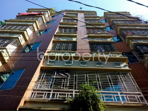 Front view - 2 Bed Apartment to Rent in Gazipur Sadar Upazila, Gazipur - 1840645