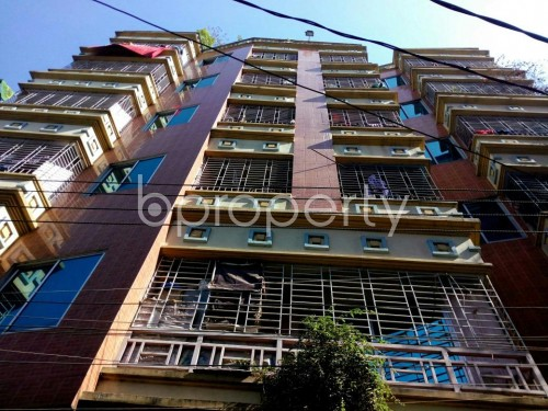 Front view - 2 Bed Apartment to Rent in Gazipur Sadar Upazila, Gazipur - 1840646