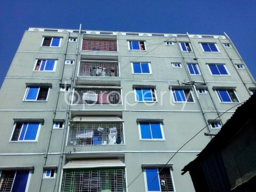 Front view - 2 Bed Apartment to Rent in Gazipur Sadar Upazila, Gazipur - 1840649